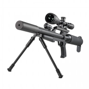 RIFLE GUNPOWER STEALTH CAL. 5.5MM