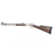 CARABINA PCP WALTHER LEVER ACTION INOX CAL. 4.5MM